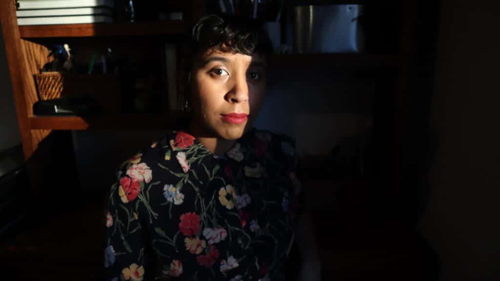 Destiny A. Davison, Portrait, 2021